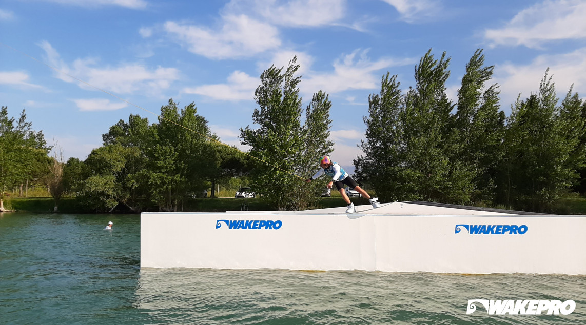 obstacles de wakeboard