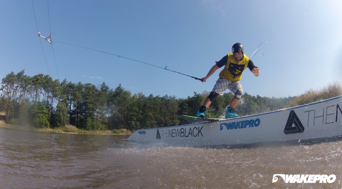 Wakepro obstacle in Wake Mik Brothers