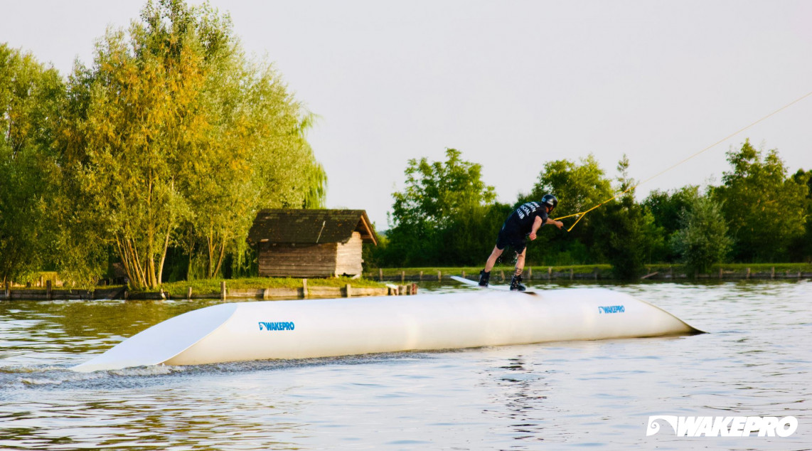 Wakepro obstacles de wakeboard